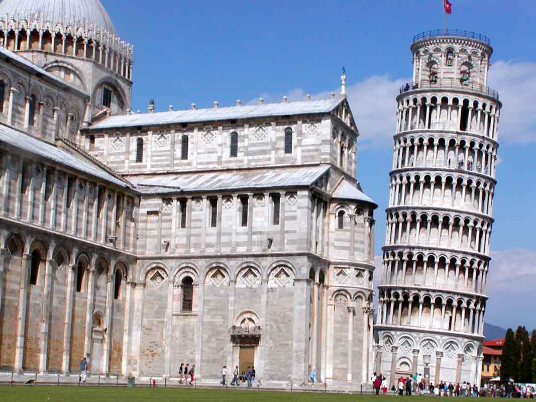 Tour della città di Pisa
