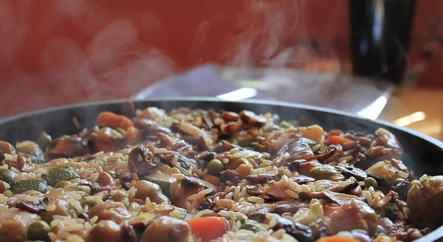 Come cucinare la Paella alla valenciana
